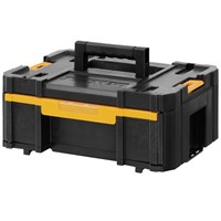 DeWalt TSTAK III Stackable Deep Draw Tool Box