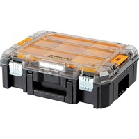 DeWalt TSTAK V Stackable Parts Organiser Tool Box