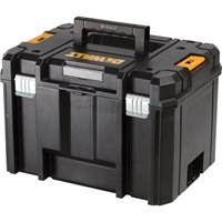 DeWalt TSTAK VI Stackable Deep Tool Box