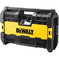 DeWalt Tough System DAB Job Site Radio & Battery Charger