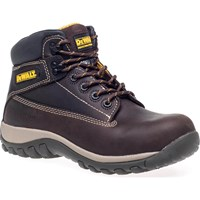 DeWalt Mens Hammer Nubuck Safety Boots
