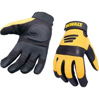 DeWalt Performance 2 Synthetic Padded Leather Gloves