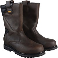 DeWalt Mens Rigger Safety Boots