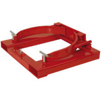 Sealey Forklift Drum Clamp for 205L Drums