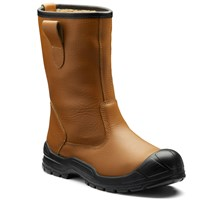 Dickies Mens Dixon Lined Safety Rigger Boots