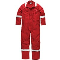 Dickies Mens Flame Retardant Overalls