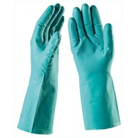 Dickies Nitrile Gauntlet Gloves