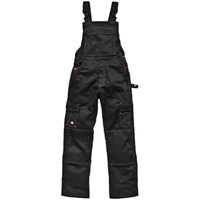 Dickies Mens Industry 300 Two Tone Work Bib and Brace