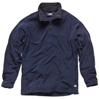 Dickies Mens Microfleece Pullover