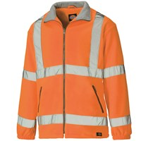 Dickies Hi Vis Fleece