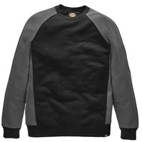 Dickies Mens Two Tone Jumper