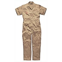 Dickies Mens Lightweight Cotton Short Sleeve Overalls