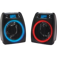 Dimplex DXGLO2 Glofan Upright Fan Heater 2000W