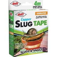Doff Adhesive Copper Slug and Snail Tape