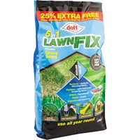 Doff 5 In 1 Grass Seed Lawn Fix