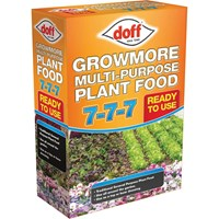 Doff Growmore Multi Purpose Plant Food