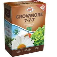 Doff Growmore ready to use Fertiliser