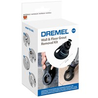 Dremel Rotary Multi Tool Grout Removal Kit