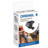 Dremel 576 Rotary Multi Tool Shaping Platform Attachment Kit