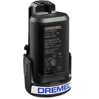 Dremel 12v Li-Ion Battery for 8220 and 8300 Cordless Multi Tools