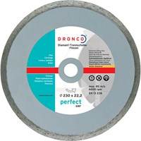 Dronco PERFECT GRF Stone Diamond Dry Cutting Disc