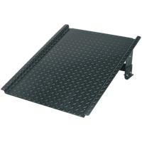 Sealey Adjustable Height Ramp for Barrel Bunds and Kerbs