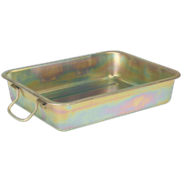 Sealey Metal Drain Pan