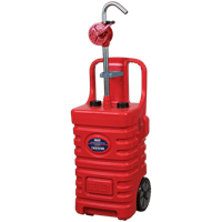 Sealey Mobile Dispensing Tank With Oil Rotary Pump