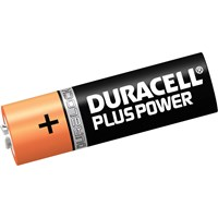 Duracell AA Cell Plus Power Battery