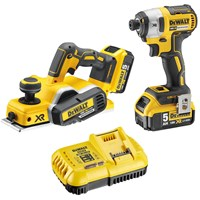 DeWalt 18v XR Cordless 2 Piece Power Tool Kit