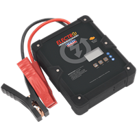 Sealey ElectroStart 1600 Batteryless Power Start Jump Starter