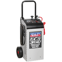 Sealey ECS350 Fully Electronic Vehicle Battery Starter & Charger