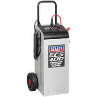 Sealey ECS400 Fully Electronic Vehicle Battery Starter and Charger