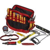 Sealey 19 Piece Electricians Tool Kit in Tool Bag