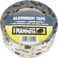 Everbuild Mammoth Aluminium Tape