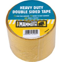 Everbuild Heavy Duty Double Sided Tape