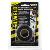Everbuild Silweld Silicon Self Fusing Black Repair Tape