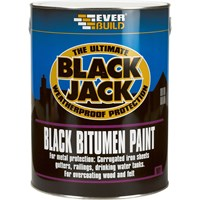 Everbuild Bitumen Paint