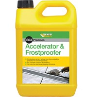 Everbuild Accelerator and Frostproofer