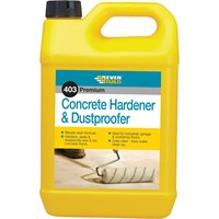 Everbuild Concrete Hardener and Dustproofer