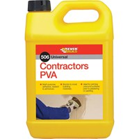 Everbuild Contractors PVA Glue