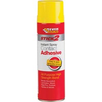 Everbuild Stick 2 Spray Contact Adhesive