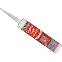 Everbuild Crystal Clear Silicone Sealant