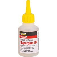 Everbuild Industrial General Purpose Super Glue