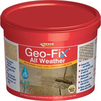 Everbuild Geo-Fix All Weather Jointing Compound for Patio Stones