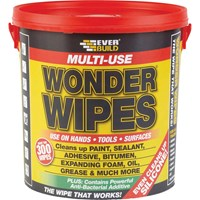Everbuild Giant Wonder Wipes