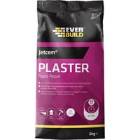 Everbuild Jet Cem Quick Set Patching Plaster