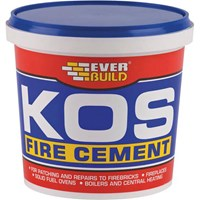 Everbuild KOS Fire Cement Buff