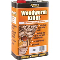Everbuild Lumberjack Woodworm Killer