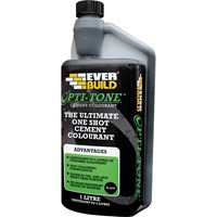 Everbuild Opti Tone Cement Colourant